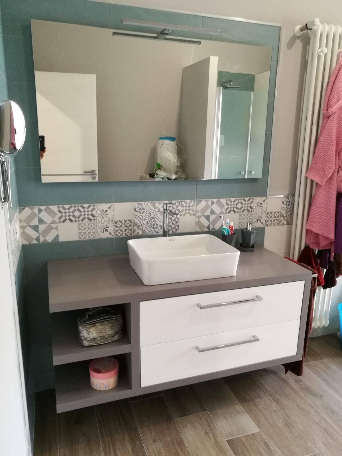 Armadietto Bagno Moderno mobile da bagno moderno - falegnameria buttacavoli